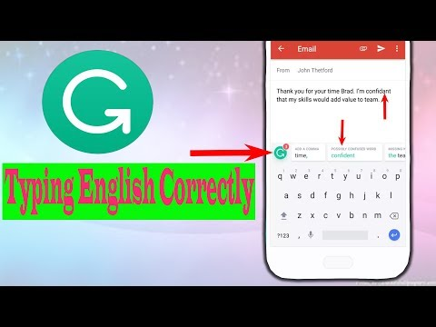 Gramerly Review Gramerly For Android English Correction App Gramerly Type With Confidence