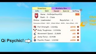 roblox super power training simulator psychic Videos - 9tube tv