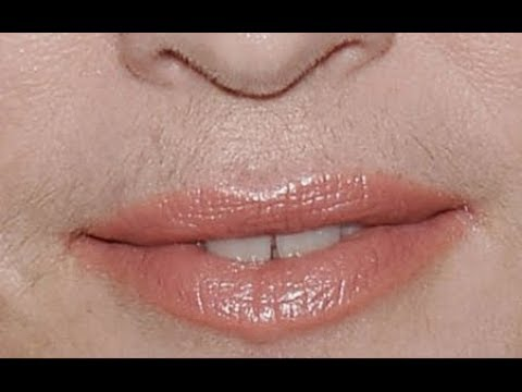 How to Remove Upper Lip Hair