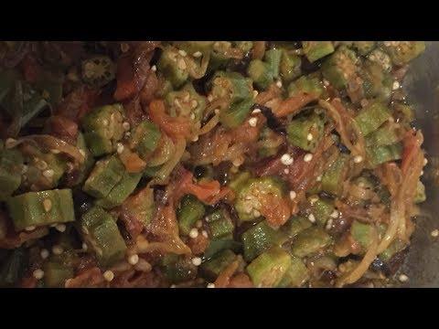 Masale dar Bhindi Recipe   Quick & Easy Bhindi Sabzhi   Okra Masala Recipe by cook with Madeeha