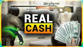 CASHING OUT YOUR CS:GO INVENTORY [FAST AND SAFE]