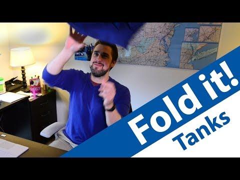 Fold it! Ep. Tank