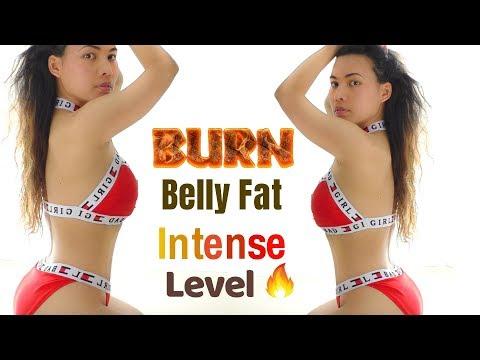 INTENSE Abs + Obliques workout » GET FLAT BELLY IN 5 MIN » Bikini Body #5