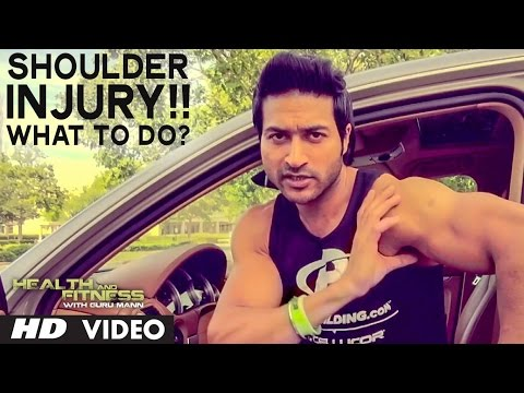 Shoulder Injury Recovery | 4 Easy Ways | Health And Fitness | Guru Mann