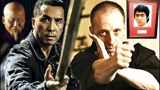 Tommy Carruthers VS Donnie Yen! -☯2 Masters Jeet Kune Do Speed/Wing Chun Prowess: Bruce Lee Ip Man