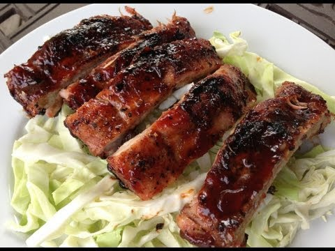 Fast and Easy BBQ Ribs