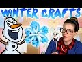 Winter Crafts - Crafts for Kids at Cool School