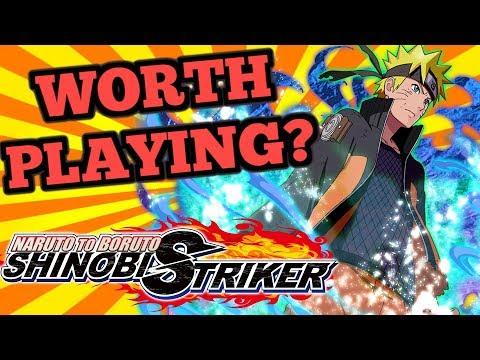 Worth Playing? - Naruto to Boruto: Shinobi Striker