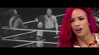 Sasha Banks Backstage Heat Over Paige