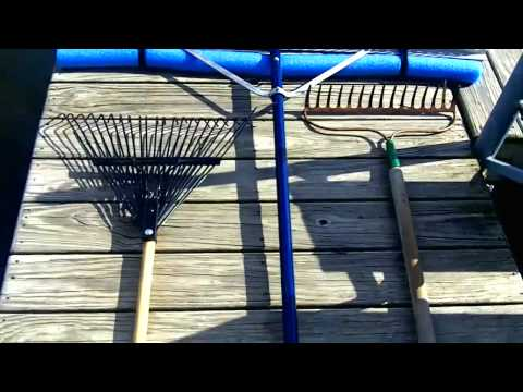 POND WEED Control Tools and Equipment Florida Texas