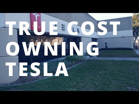 What Is the True Cost of Owning a Tesla?