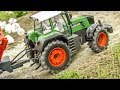 RC Trucks Construction site work Action! Heavy Machines!