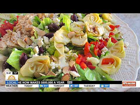 Dinners Ready in 20 Minutes or Less: Jessica Joins Good Morning Washington