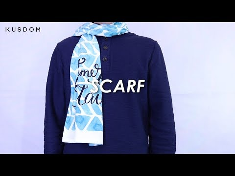 Scarf - Design Your Own