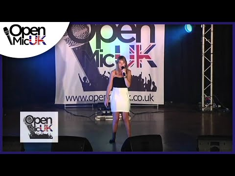 Open Mic UK   Alice Bennett   Brighton Regional Final