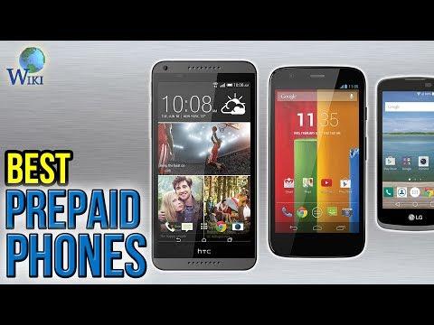 10 Best Prepaid Phones 2017