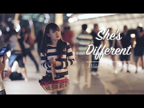She's different | A Valentine's Day Short Film | EVALEE LIN