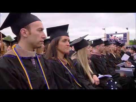 Penny George Graduate Remarks
