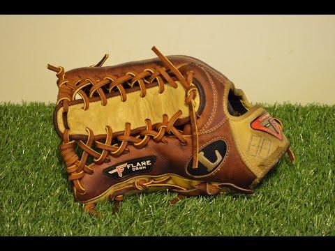 Louisville Slugger Pro Flare FL1300 CC Baseball Glove Relace - Baseball Glove Repair