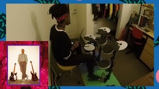 Download STEVE LACY - DARK RED DRUM COVER Video
