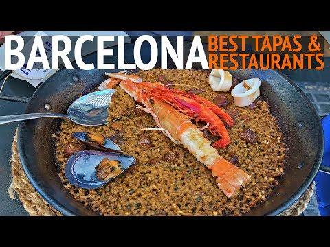 Best Barcelona Restaurants & Tapas   Food Guide to Barcelona
