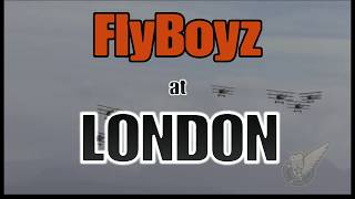 Download FlyBoyz at London (full squad) Video
