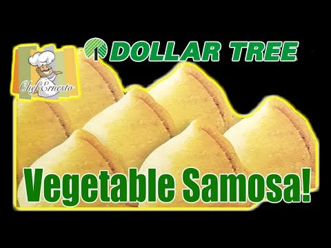 Dollar Tree Vegetable Samosa (DUMPLINGS)– WHAT ARE WE EATING?? - The Wolfe Pit