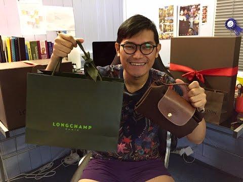 Longchamp Le Pliage Docs Briefcase Review