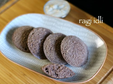 ragi idli recipe | instant raagi idli recipe | how to make finger millet idlli recipe