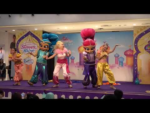 Shimmer and Shine first ever live show