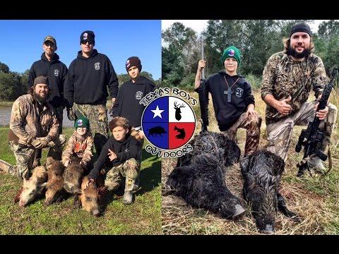 Texas Boys Outdoors - Hog Wild!