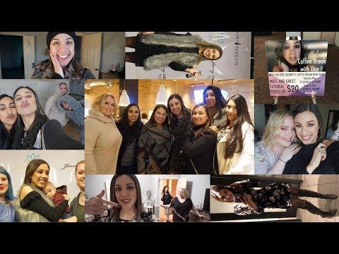 VLOG | Sam's in town, ladies night, 24 hours in El Paso, and breaking diets!