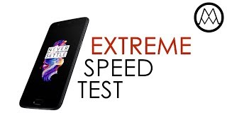 Is the Oneplus 5 the Fastest Phone in the World?