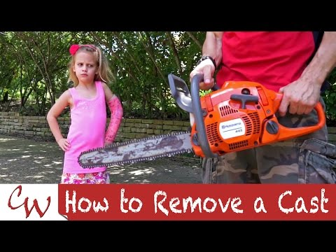 How to remove a cast