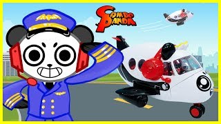 Download NEW RELEASE COMBO PANDA TOY! Combo Panda Airplanes from Ryan's World! Video