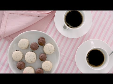 Classic French Macarons- Sweet Talk with Lindsay Strand