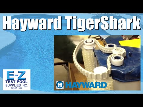 How to Change the Drive Belt in in Tiger Shark Automatic Pool Cleaner by Hayward