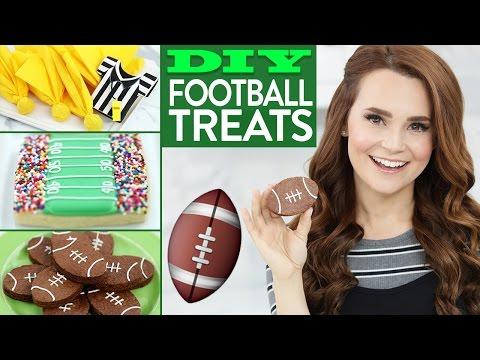 DIY Easy Football Treats!