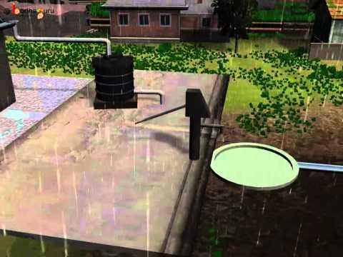 Science - Environment - What is  Rain water Harvesting - Hindi