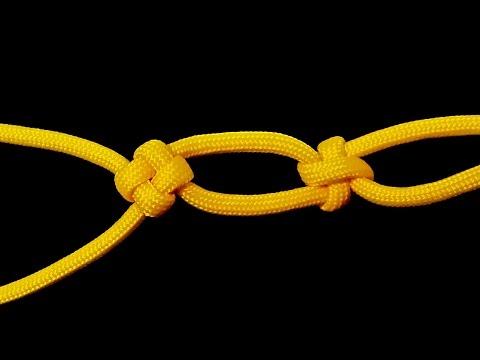 How to make a nice Cross knot