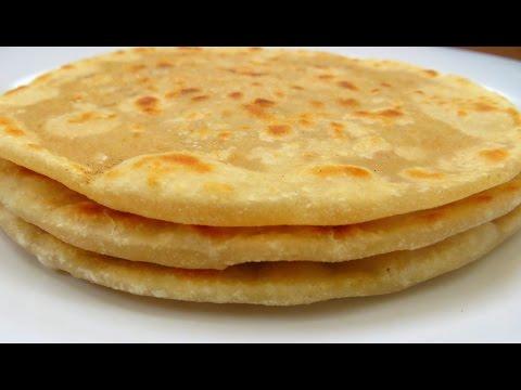 Puran Poli Recipe Video - Vermi  or Gari Rotili Recipe or Obbattu/Hollige by Bhavna