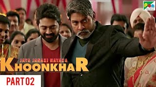 Jaya Janaki Nayaka KHOONKHAR | Part 2 | Full Dubbed Movie | Bellamkonda Sreenivas, Rakul Preet Singh