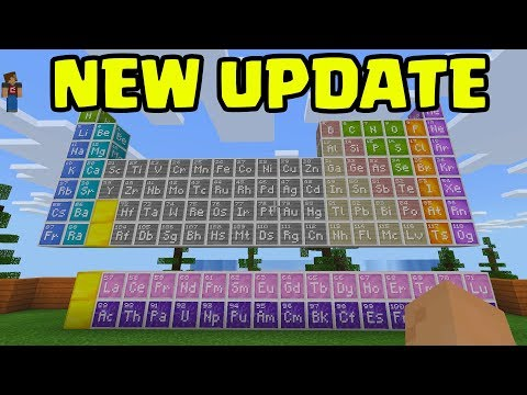 Minecraft - NEW UPDATE EARLY Gameplay -