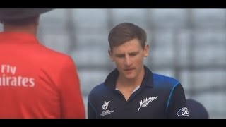 Nathan Smith TV Debut (New Zealand U19 Cricket)