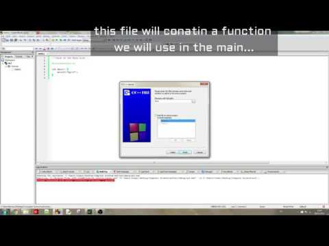 how to use code::blocks for multiple c files