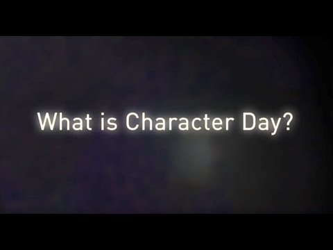 Character Day 2017 Trailer
