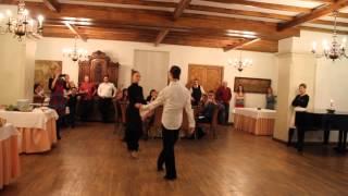 Madalina & Dante - Christmas Party Dance HD
