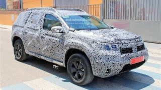 New Dacia Duster 2018/2019 first photos | 2 Generation