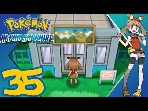 Pokémon Alpha Sapphire - Episode 35 - The Safari Zone - Gameplay Walkthrough