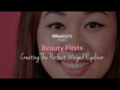 Beauty Firsts Applying Eyeliner -POPxo Beauty